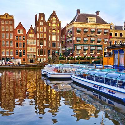 Moving to Amsterdam - Orlando International Moving